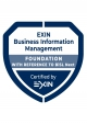 EXIN Business Information Management Foundation with reference to BISL NEXT EXAM